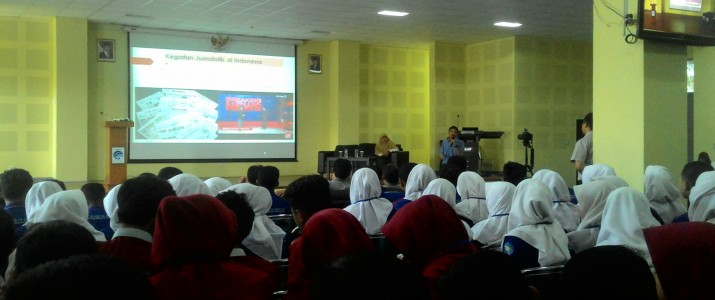 "BPPTIK Gelar Seminar ""Citizen Journalism"""
